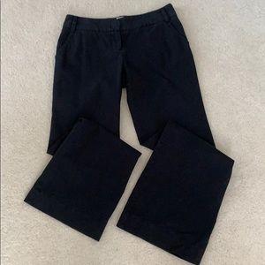 London Jean Marisa Fit Black Pants